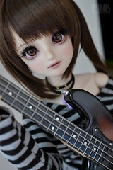 Kumichii : Rocku Rocku (lekatto.popuri) Tags: doll bjd volks volksdoll sdgr girl creamy mami portrait ball jointed super dollfie