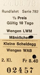 "Bahnfahrausweis Schweiz • <a style=""font-size:0.8em;"" href=""http://www.flickr.com/photos/79906204@N00/45406733204/"" target=""_blank"">View on Flickr</a>"