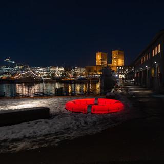 Winter in Oslo