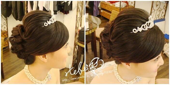 新娘秘書Hebe,韓風婚紗造型,整體造型,韓風髮型,新秘台北HEBE,韓風髮妝,造型師HEBE