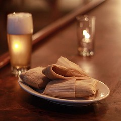 It might be the shortest day of the year but we're still open until 11pm. We'll be starting our first day of winter with an OBL and some tamales. (folksbier) Tags: it might be shortest day year but were still open until 11pm we'll starting our first winter with an obl some tamales