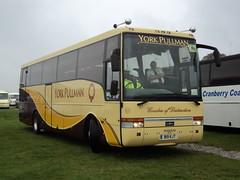 York Pullman 211 B19KJT (yorkcoach2) Tags: york yorkpullman 211 yorkpullman211 b19kjt vanhool races racecourse raceday