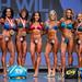 Grandmasters Bikini - 6th Mercedes Mikal, 4th Yasmin Carroll, 2nd Charlynne Stunder, 1st Colette Lyhne, 3rd Camila Dahl, 5th Carol Ip