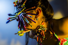 Crayshay Portrait Series 13 of 21 (Jef Harris) Tags: crayons mask portrait creativemakeup makeupartist beauty beautymua ottawacanada model nikond7000 submission mua fashion makeupupoftheday myartistcommunitycanada facepainting art