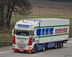 Mandersloot (NL) (Brayoo) Tags: mandersloot daf fridge lkw camoin transport