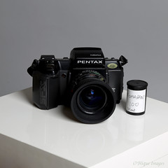 Pentax SFX (SF1) (MikeOB64) Tags: pentax film 35mm camera sfx sf1 pk