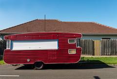 Yarraville (Westographer) Tags: yarraville melbourne australia westernsuburbs suburbia australiansuburbia caravan parked streetscape