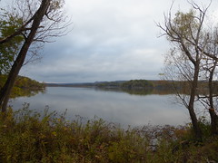 Calm Water (WabbitWanderer) Tags: cootesparadise cootes conservation wilderness hamilton ontario autumn calm water shoreline