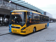 2018' Volvo 8900LE / B8RLE-60 (Kim-B10M) Tags: buses copenhagen movia keolis 2640 volvo8900 b8rle