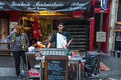 Sold Out (shapeshift) Tags: boucherie davidpham davidphamsf documentary europe fleamarmrket france montmartre paris people shapeshift shapeshiftnet shop street streetphotography travel îledefrance fr