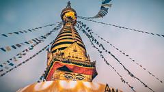 Swayambhunath Stupa [Explored November 24, 2018] (Iftakhar Hasan) Tags: asia nepal kathmandu swayambhunath swayambhunathstupa kathmanduvalley temple stupa sony sonyα6300 sonyepz18105mmf4goss