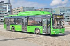 MAN Lion's City Skanetrafiken in Malmö 3.9.2018 3304 (orangevolvobusdriver4u) Tags: 2018 archiv2018 schweden sweden sverige malmö malmoe malmo bus autobus manlionscity man lionscity skanetrafiken