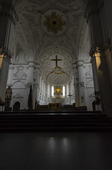 Wandering Wurzberg (rschnaible) Tags: bamberg germany europe sightseeing interior church building architecture