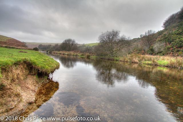 River Barle at Landacre, Exmoor