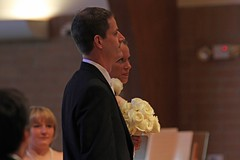 """Derek and Christie at the Altar • <a style=""""font-size:0.8em;"""" href=""""http://www.flickr.com/photos/109120354@N07/46057670552/"""" target=""""_blank"""">View on Flickr</a>"""