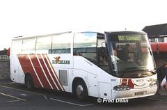 Bus Eireann SI33 (99D8466). (Fred Dean Jnr) Tags: buseireann si33 99d8466 limerickbusstation s359set june1999 scania l94 irizar century