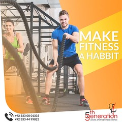 Fitness (5th Generation Lahore) Tags: workout swimming cafeteria steam jacuzzi sauna cricket basketball gym membership 5thgeneration