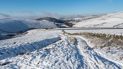 Winter wonderland (Maria-H) Tags: snow hills pennines winter glossop derbyshire highpeak peakdistrict uk olympus omdem1markii panasonic 1235