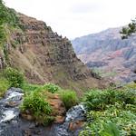 Waipoo Falls Waimea Canyon State Park Kauai, Hawaii thumbnail