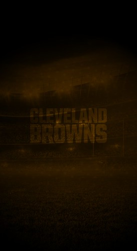 Cleveland Browns Iphone X Xs Xr Wallpaper A Photo On