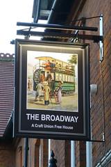 Broadway, Leigh-on-Sea. (piktaker) Tags: essex leigh leighonsea pub inn bar tavern publichouse broadway pubsign innsign carlton