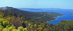 Dragove (Vid Pogacnik) Tags: hrvatska croatia dalmatia adriatic dugiotok coast sea dragove panorama landscape biking