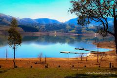 Low water - Lake Eildon, Victoria (Peter.Stokes) Tags: australia australian colour landscape nature outdoors photo photography water lake lakeeildon