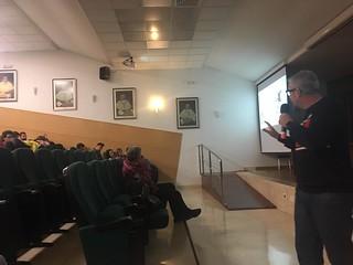 Conferencia Universidad de Granada, España-Enero 2019