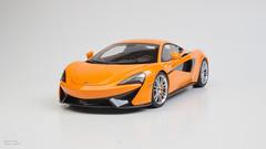 McLaren 570S-01 (M3d1an) Tags: mclaren 570s autoart diecast composite 118 miniature