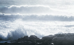P1080882 (mr. Wood) Tags: ep5 computar olympus cyprus paphos larnaca mediterranian waves sunset sea water sky