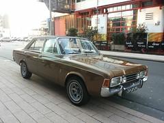 Ford 17M 2300 RS 1971 (929V6) Tags: dr2229 p7b taunus