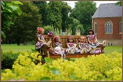 Kindergartenkinder ... den Tag genießen ... (Kindergartenkinder 2018) Tags: natur havixbeck burg hülshoff kindergartenkinder annemoni kindra milina sanrike tivi