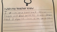 Life Quotes : Teacher Asked Students A Simple Question. Check Out Their Heartbreaking & Surprising Responses https://is.gd/ibaQtD #CitationdelaVie (Citations et Proverbes) Tags: bestquotes encouragingquotes goodquotes lifequotes positivequotes quotes quotesoftheday shortquotes topquotes tumblrquotes