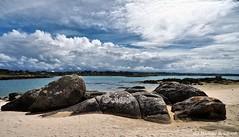 Wolken, das Meer und ein paar Felsen (Mike Reichardt) Tags: clouds wolken meer seascape sea cliffs felsen landscape landschaft bretagne brittany france frankreich