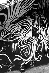 281A6348 Rennes Impermanence Galerie Mur6 @Maïté Rouault @Eve le Trévedic @On Olivier Nestelhut (blackbike35) Tags: rennes bretagne france impermanence galerie mur wall street streetart paint painting art work writing artistes women
