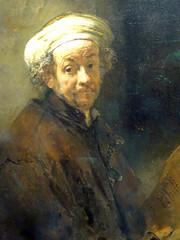 Self portrait as the apostle Paul / Rembrandt Harmenszoon van Rijn (Beyond the grave) Tags: art painting rembrandtharmenszoonvanrijn rijnrembrandtharmenszoonvan rijksmuseum netherlands holland