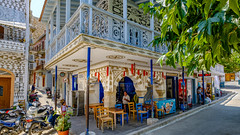 Pyrgi Village, Chios Island, Greece (Ioannisdg) Tags: ioannisdg settlement igp vacation ioannisdgiannakopoulos summer flickr travel chios pyrgi island gm greece castle village greek traditional pirgi gr ithinkthisisart