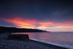 October Skies, Bossington (EmPhoto.) Tags: bossington pillbox uk seascape exmoor octoberskies emmiejgee landscapepassion sonya7rm2