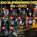 Top 100 Superhero Movies: 81-100