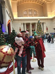 "Plaid Picture at Union Station • <a style=""font-size:0.8em;"" href=""http://www.flickr.com/photos/109120354@N07/31500700247/"" target=""_blank"">View on Flickr</a>"