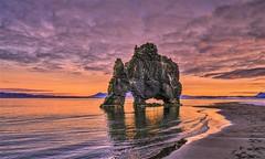 Islandia 144 (zapicaña) Tags: hvitserkur iceland islandia island landscape waterscape paisaje playa beach zapigata