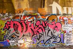 Every Dream is Shot By Daylight (Thomas Hawk) Tags: america california eureka humboldtcounty humboldtgasworks northerncalifornia usa unitedstates unitedstatesofamerica abandoned graffiti fav10