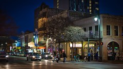 Lay down a list of what is wrong (Jim Nix / Nomadic Pursuits) Tags: jimnix austin texas cityscape downtown sonya7ii sony primelens 50mmf18 evening nightlife luminar skylum skyline