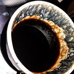 Day 4 of 365 - But first... coffee... (sluggoman) Tags: coffee brewed brown mug