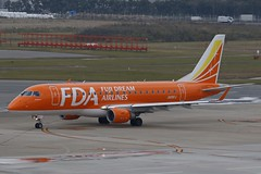 JA05FJ FUK 17.12.2018 (Benjamin Schudel) Tags: fuk fukuoka international airport japan fda fuji dream embraer erj emb ja05fj
