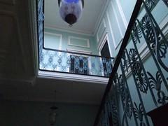 UK - London - Near Hampstead - Hampstead Heath - Kenwood House - Staircase (JulesFoto) Tags: uk england london hampsteadheath hampstead kenwoodhouse