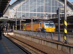 Prague Hlavni Nadrazi - 07-10-2018 (agcthoms) Tags: czechrepublic prague station railways trains czechrailways regiojet class193 193205