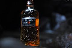 Highland Park 12 Year Old Viking Honour Whisky (Iyhon Chiu) Tags: highlandpark vikinghonour whisky taiwan wulai wine bottle 12yearold 台灣 烏來 酒 威士忌 瓶 scotch wild
