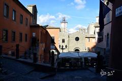 Montefiascone - Italy!! (Biagio ( Ricordi )) Tags: montefiascone lazio italy viterbo borgo medievale paesaggio architettura chiesa