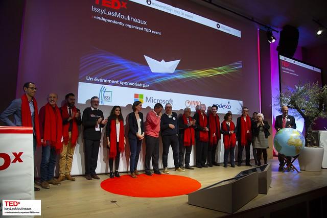 TEDxIssy Speakers 2018